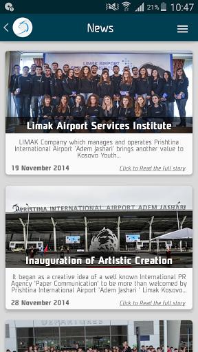 Sân bay quốc tế Pristina