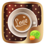 icon (FREE)GO SMS LOVE COFFEE THEME