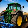icon 3D Farm Tractor