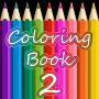 icon Coloring Book 2