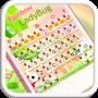 icon Rainbow Ladybug Emoji Keyboard