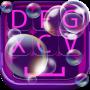 icon Soap Bubble Keyboard Design